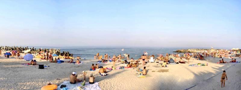 Plaja Eforie